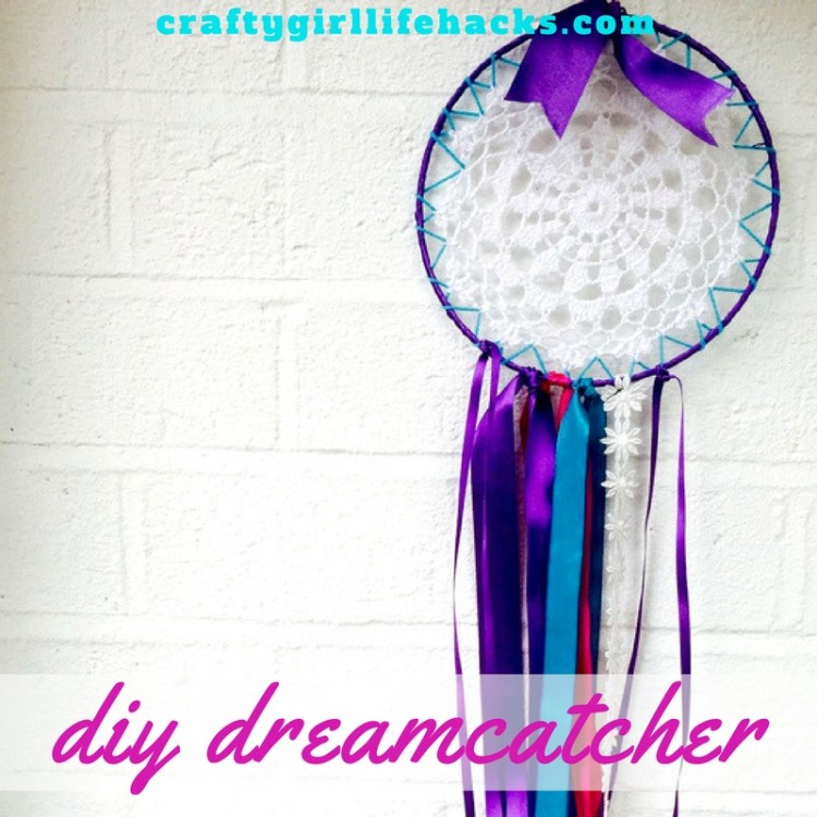 DOILY Dream Catcher DIY