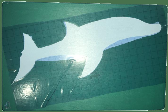 Dolphin Board -- Visit CraftyJBird.com for more info...