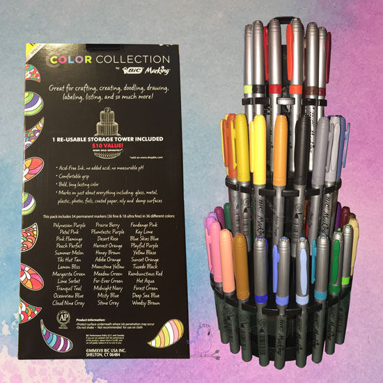 Pens, Pens, and More Pens -- Visit CraftyJBird.com for more info...