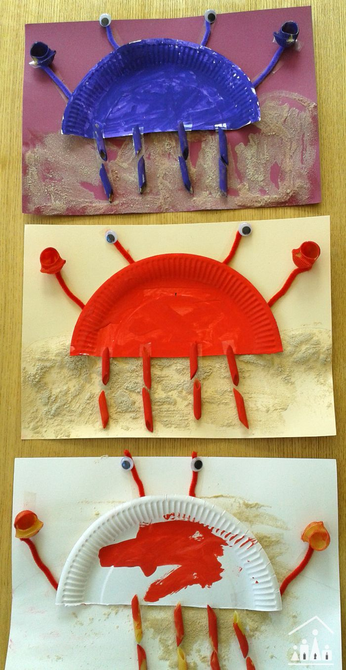 art and craft for preschool