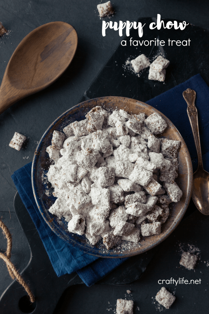 Our Favorite Treats | Puppy Chow