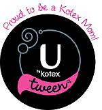 Every moment can be a talkable moment #Kotexmom