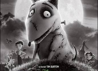 Frankenweenie: my kids are so excited to see this!