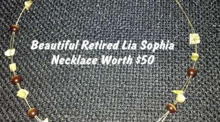 Gorgeous Lia Sophia Giveaway