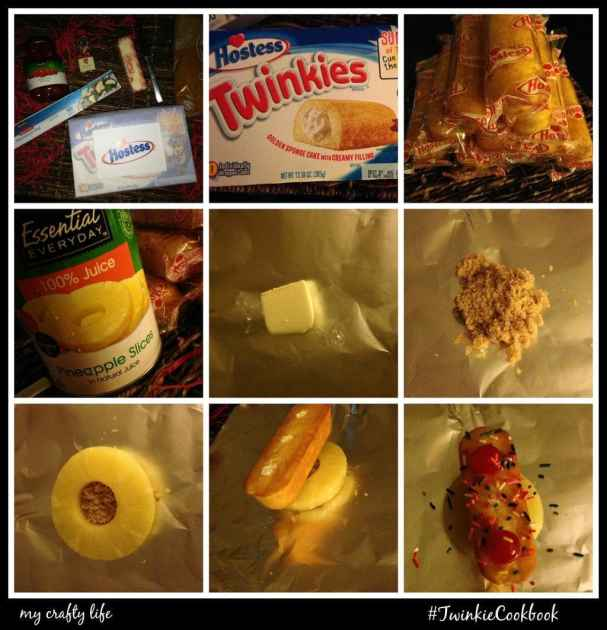 twinkie collage