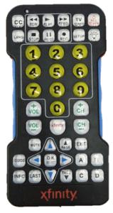 Large-Button Remotes