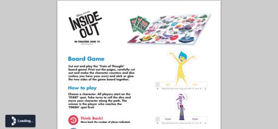 IO - board game