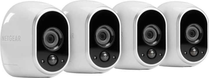 Netgear Arlo Smart Home