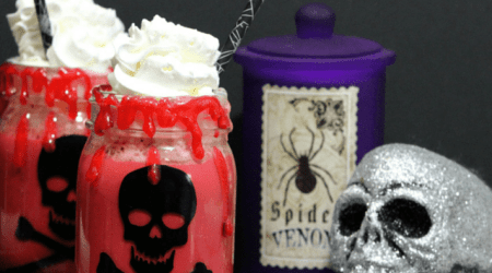 Bloody Red Velvet Cocoa Recipe
