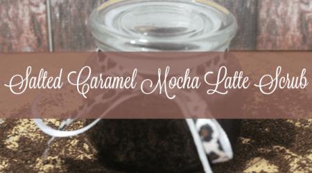 Salted Caramel Coffee Body Scrub Recipe