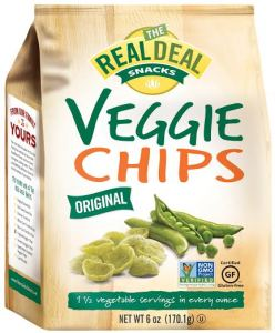 The Real Deal Snacks - Veggie Strips