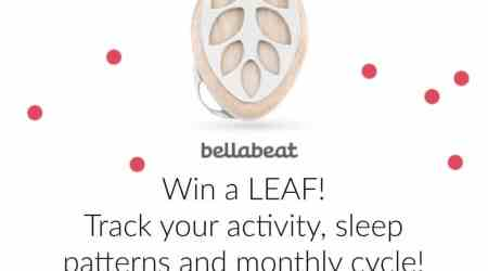 LEAF by Bellabeat Giveaway – ends March 15th