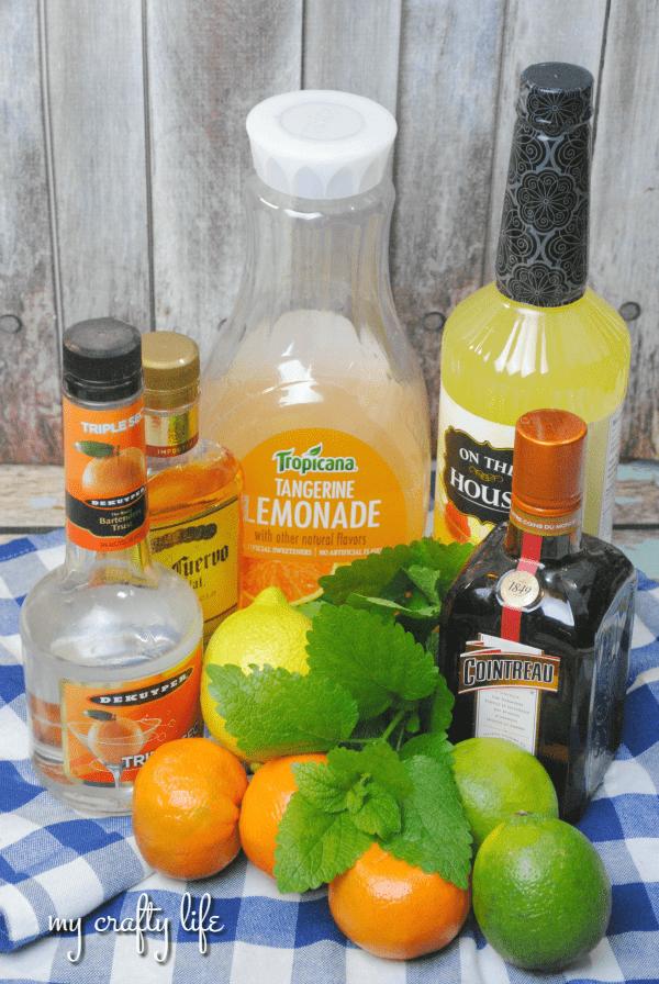 Cleo lemon balm marg. 1 -2