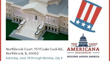 THE LEGO® AMERICANA ROADSHOW! – Northbrook, IL