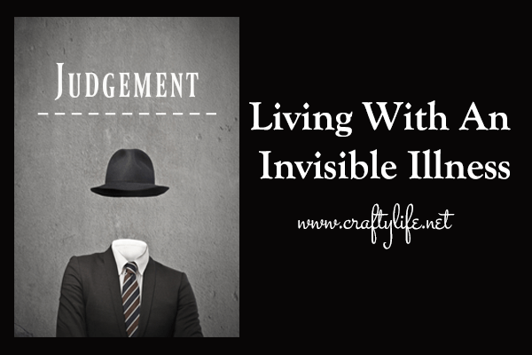 Living With An Invisible Illness Twitter- Judge