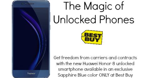 The magic of unlocked phones