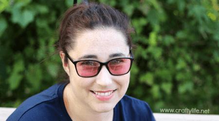 Photophobia and Axon Optics Migraine Glasses