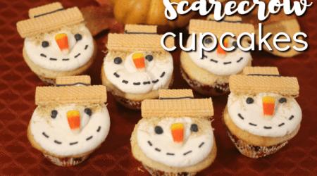 Scarecrow Cupcakes Recipe