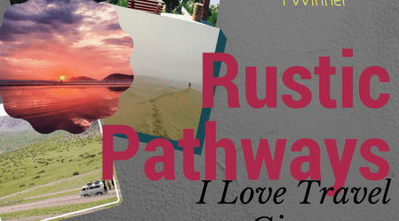 Rustic Pathways I Love Travel Giveaway – ends 1/15/17