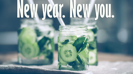 New Year New You – 3 tips to help you start fresh.
