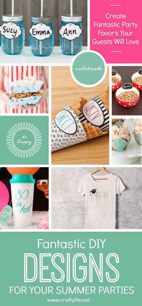 Fantastic DIY Designs For Your Summer Get-Togethers