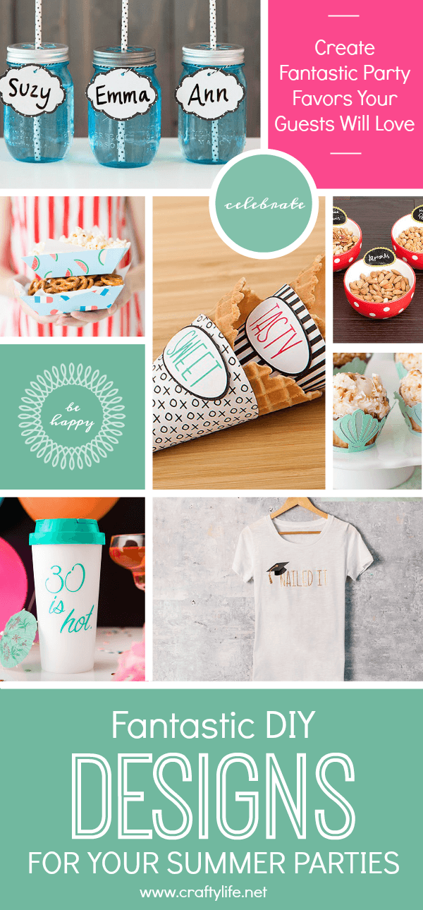 Fantastic DIY Designs For Your Summer Get-Togethers