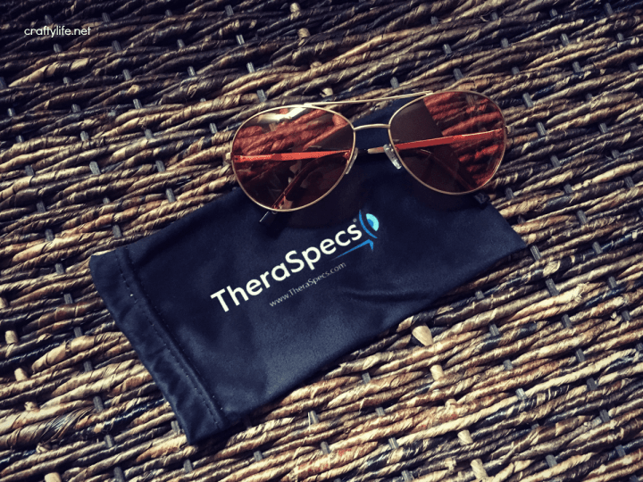If you are tired of suffering, I highly suggest you considering looking into these terrific Theraspec glasses.