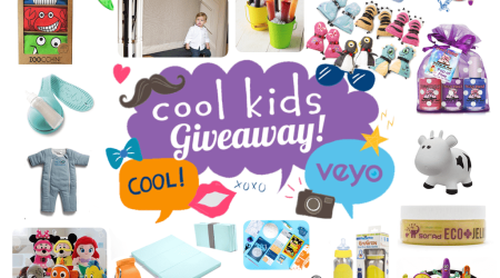 Cool Kids Giveaway