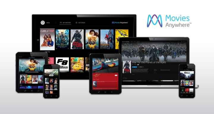 Meet @MoviesAnywhere! We've teamed up with this free app that let's you keep all your purchased movies in one place. Connect now and get 5 movies on Movies Anywhere #AnywhereIsHere