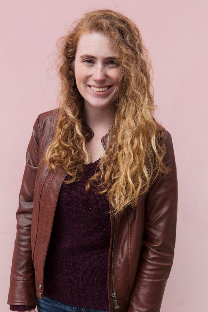 Savy Leiser, author of the Forever Home Friends series