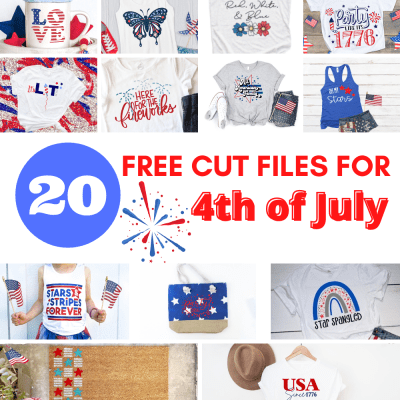 4th Of July SVG Files