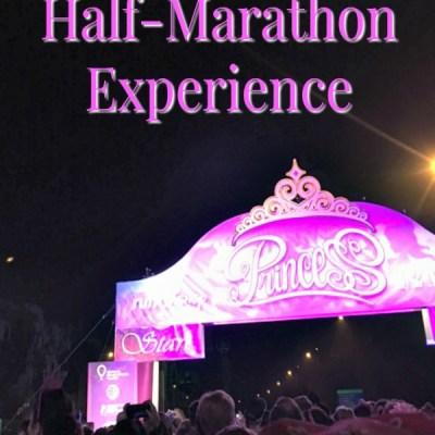 My First Half-Marathon Experience