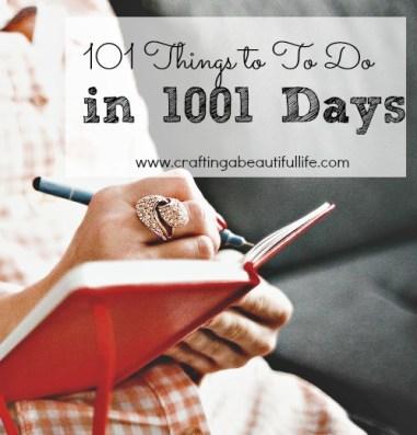 101 things square
