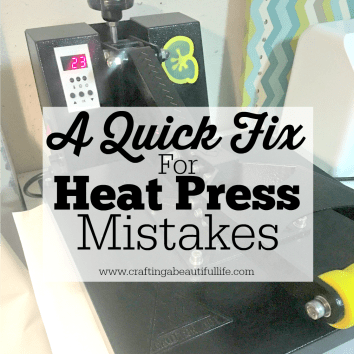 heat press mistakes