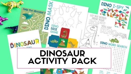 Over twenty Dinosaur Crafts for Kids. Discover fun activities for the dinosaur lover in your life.