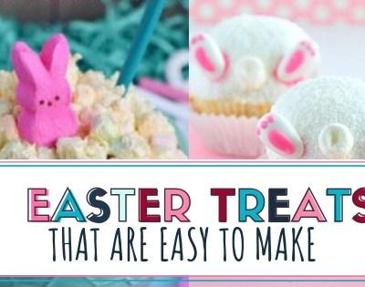 15 Easy Easter Treats
