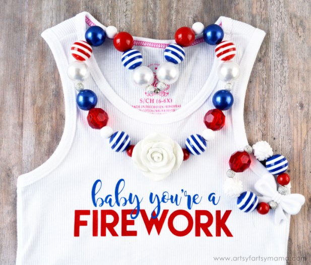 Create patriotic crafts and DIYs that you can wear for Memorial Day to Independence day. These DIYs help you pull together the perfect patriotic outfit.
