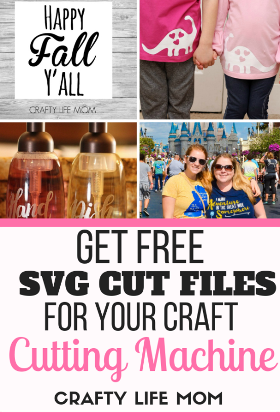 Where to get FREE SVG Cut Files for your Circut or Silhouette Cutting machine. This tutorial links you to free designs and tells you how to find them.