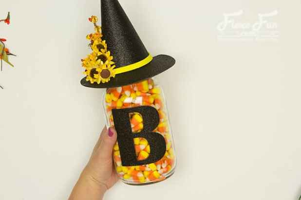 Halloween candy treats