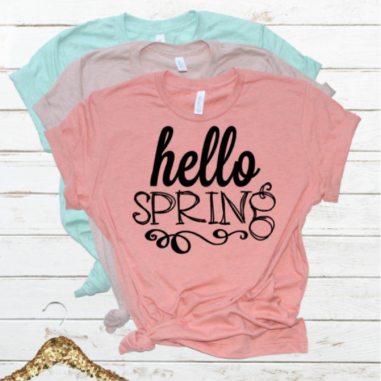 Hello Spring SVG files
