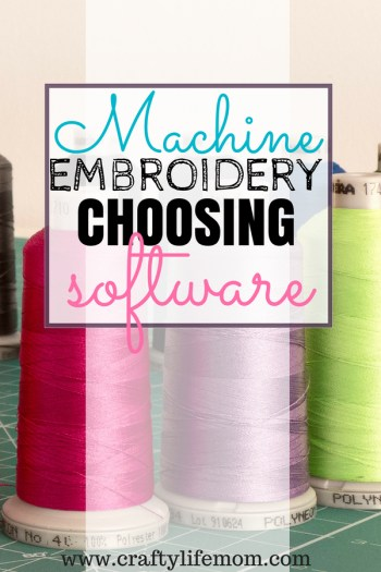 Choosing Embroidery Machine Software for your embroidery machine projects. Use this guide to pick the right software for beginners to experts.