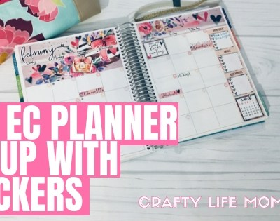 Planner SetUp – How I Plan