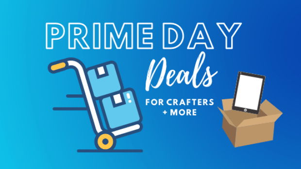 The best Amazon Prime Day Deals for crafters. Find deals on the Silhouette Cameo and Cricut cutting machines vinyl, tools and so much more!!!