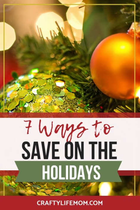 Ways to save on the holidays without breaking the bank and going into debt. Plus find ways to earn cash back, earn free gift cards, and make your own gifts.