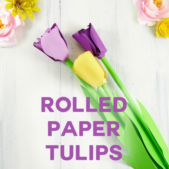 The Best Paper Flower Tutorials to help you get started in creating and making paper flowers for you, your home or as gifts.