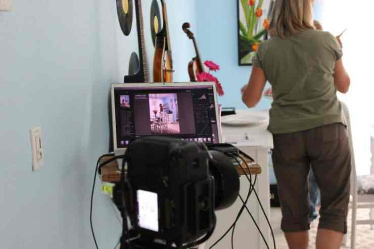 Behind the Scenes with Do It Yourself Magazine