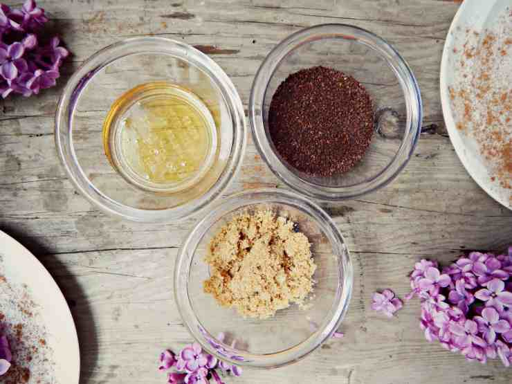 Brown Sugar Coffee Body Scrub
