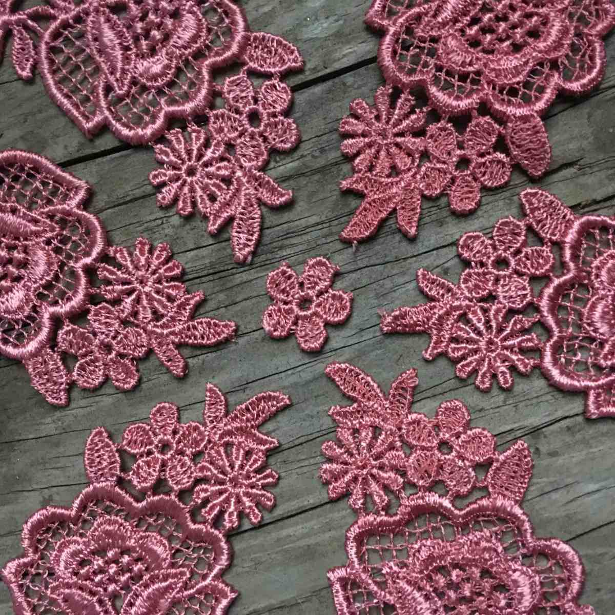 Making Lace Jewelry