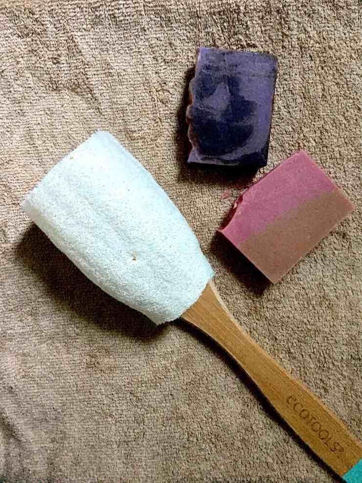 4 ways to create a relaxing shower ritual