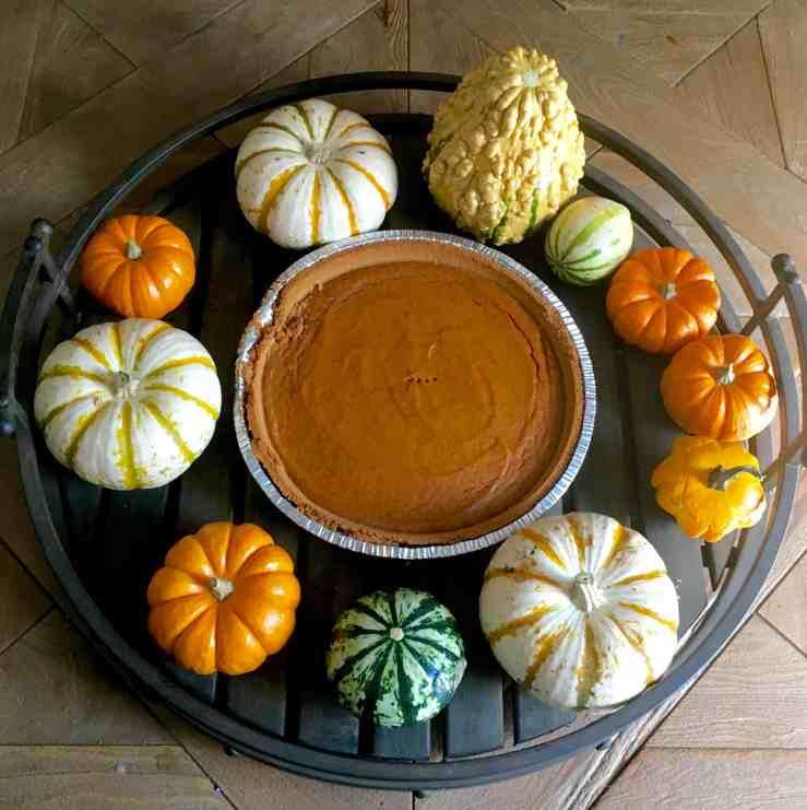 Thanksgiving Pumpkin Pie Recipe
